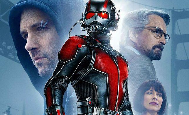 ''Ant-Man'': Mały, ale wariat [RECENZJA BLU-RAY]