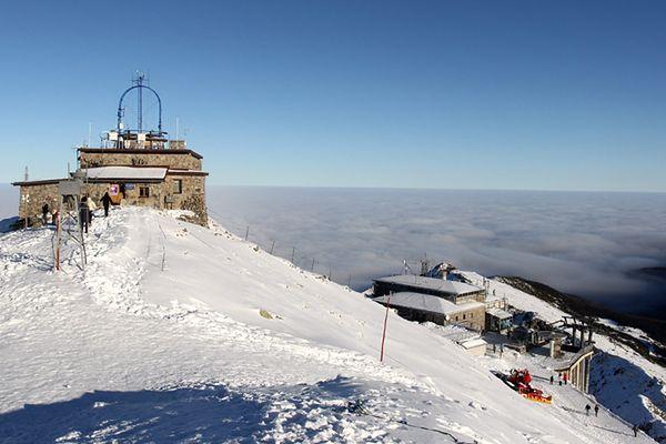 Na Kasprowym Wierchu niemal pół metra śniegu; w Zakopanem 10 cm