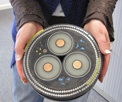 Największy kabel świata. Prześle energię tańszą od atomu
