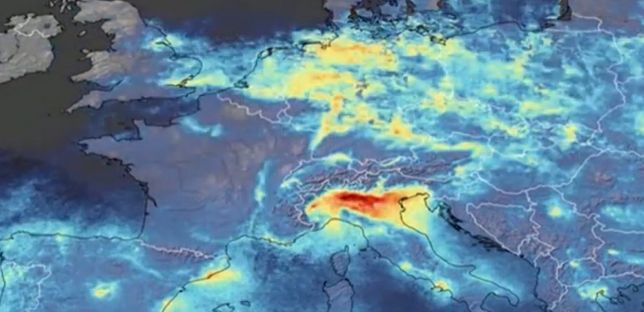 Koronawirus oczyścił powietrze? Naukowcy: nie liczmy na spowolnienie zmian klimatycznych