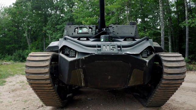 Armia USA testuje nowoczesnego robota