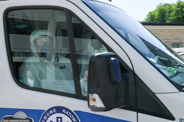 Pacjent uciekł ze szpitala w Zgierzu