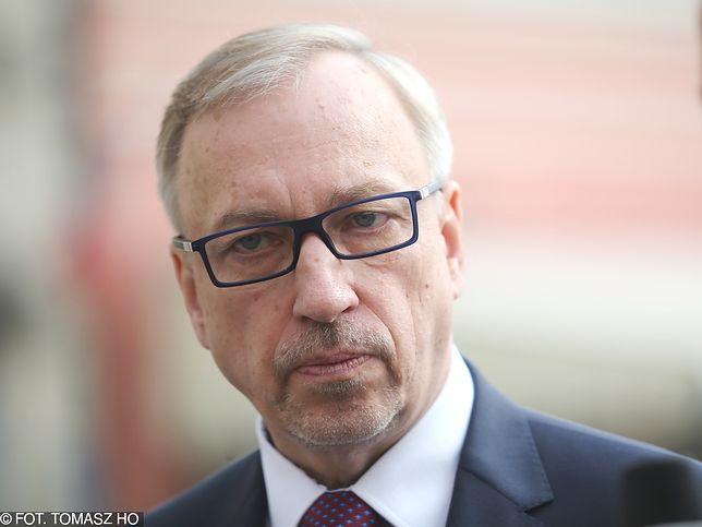 """Bogdan Zdrojewski kończy z polityką? """"Zdecydowanie zaprzeczam"""""""