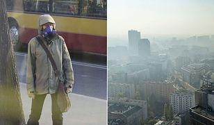 Zanieczyszczenie powietrza w stolicy. Inspektorat przygotuje aplikację