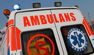 Mimo reanimacji mężczyzny nie udało się uratować