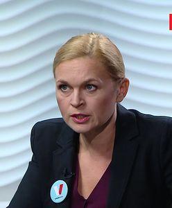 Barbara Nowacka o telefonie z KPRM. Chodzi o zaproszenie do Smoleńska