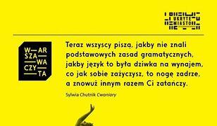 Cwaniacko-warszawski slam poetycki