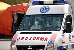 """Koronawirus. Nie żyje kierowca karetki. Był chory na COVID-19. """"Szpitale odmówiły przyjęcia"""""""