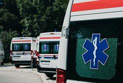 Koronawirus w Polsce. Kierowca karetki zmarł na COVID-19. Wzruszający gest kolegów
