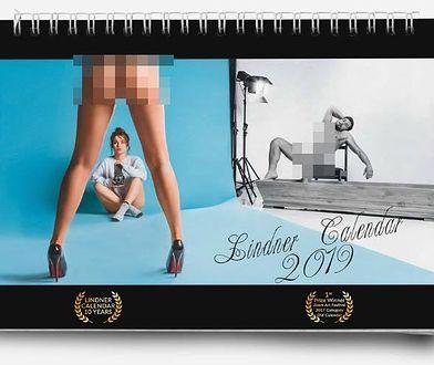 Kalendarz Lindner 2019