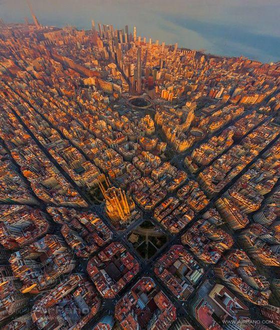Barcelona  - perła Hiszpanii