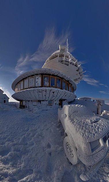 Dolny Śląsk - poprawiły się warunki narciarskie
