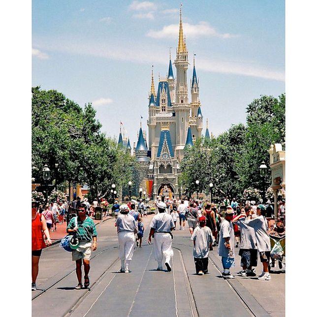 Disneyland - bajkowy park rozrywki