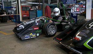 Studenci z Białegostoku pracują nad nowym bolidem Formuły Student
