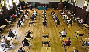"""""""Banał"""" - maturzyści już po egzaminie z języka angielskiego"""