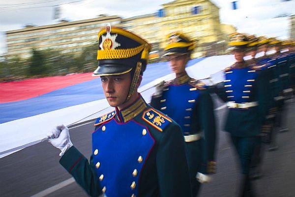 Rosja demonstruje dziś swoją siłę - wszelkimi sposobami