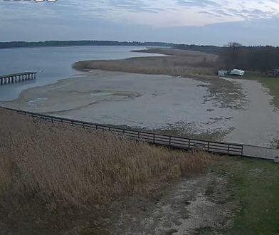 Miał być szlak wodny z Warszawy na Mazury. Kluczowe jezioro znika w oczach