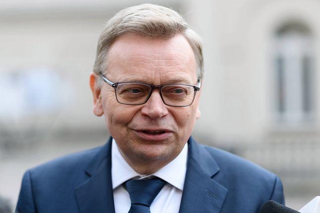 Tadeusz Zysk został kandydatem Zjednoczonej Prawicy na prezydenta Poznania
