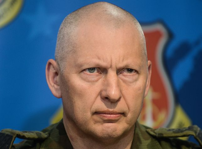 Słowa generała cytuje rosyjski portal