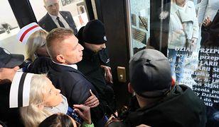 Pielęgniarki nie zostały wpuszczone do Sejmu
