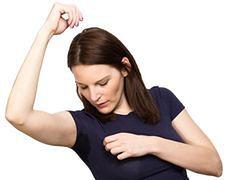 Botoks pomaga też w walce z nadpotliwością