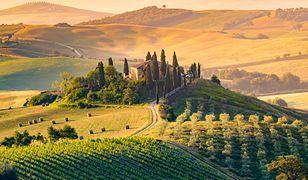 Pod słońcem Toskanii. Poznaj najpopularniejszy region Włoch