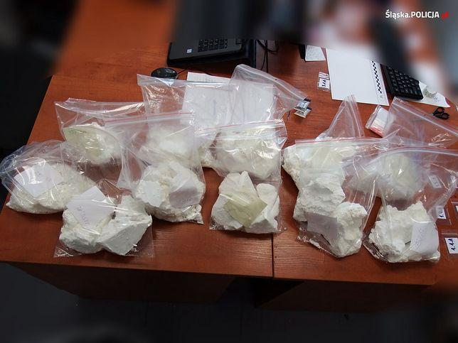 Tychy. Policja przejęła 12 kg amfetaminy