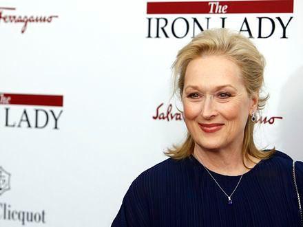 Meryl Streep: Hollywood nie dla inteligentnych