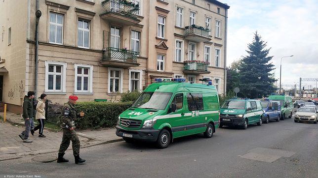 Gdańsk. Prokurator wojskowy postrzelił dwie osoby. Został wyjątkowo łagodnie potraktowany