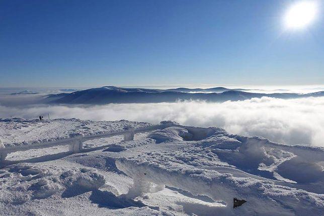 Bieszczady: ekstremalne warunki. GOPR zamyka wszystkie szlaki turystyczne