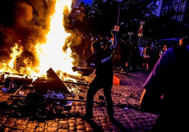 Pierwszy oskarżony za zamieszki podczas G20 w Hamburgu. To 24-letni Polak