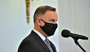 Niebezpieczny incydent z udziałem Andrzeja Dudy. Zdecydowany komentarz Piotra Zgorzelskiego