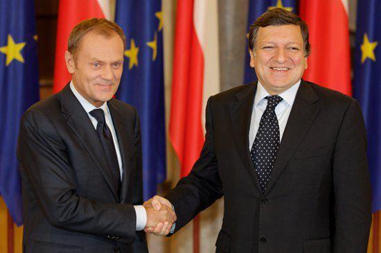 Co robi szef Komisji Europejskiej w Polsce? - zdjęcia