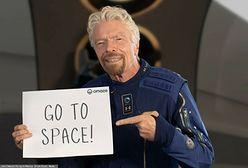 Lot w Kosmos z firmą Bransona? To możliwe! Cena zwala z nóg
