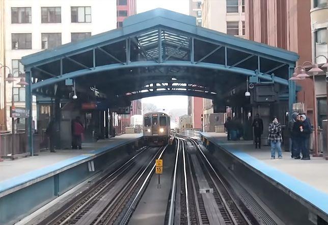 Kolej miejska w Chicago