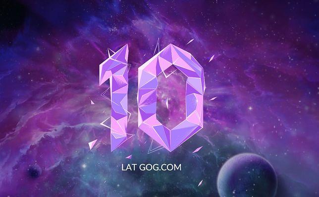 10 lat GOG.com