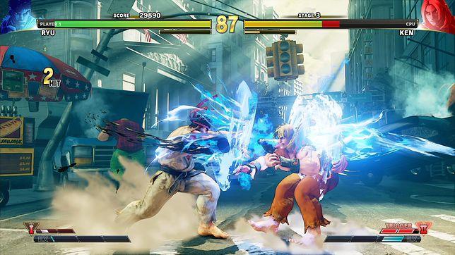"""""""Street Fighter V"""" przez jakiś czas jest za darmo na PC i PS4"""