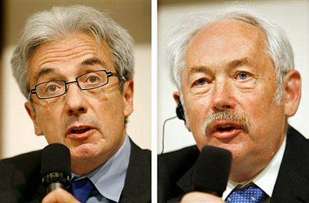 Nobel z fizyki dla Alberta Ferta i Petera Gruenberga