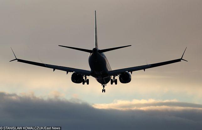 Części gubią zarówno samoloty pasażerskie, jak i wojskowe