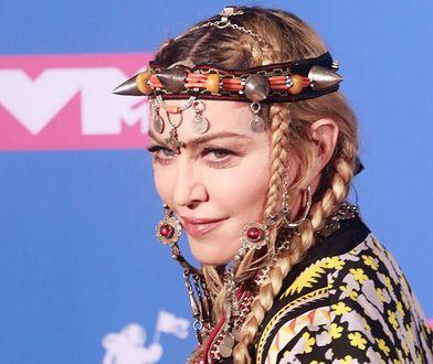 Madonna nakręci film o swoim życiu i karierze