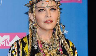 Madonna zablokowana na Instagramie