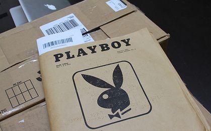 """""""Playboy"""" chce być jak """"Vanity Fair"""". Koniec z nagością w słynnym magazynie dla mężczyzn"""