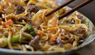 Chow mein – co to jest?