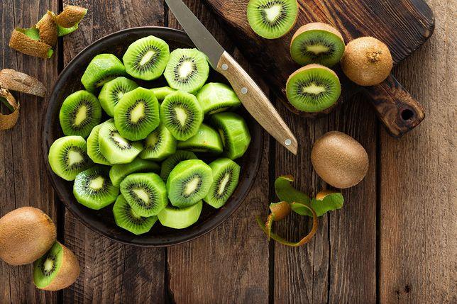 Kiwi -- jedz codziennie jeden owoc