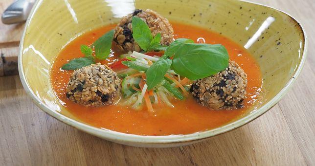 Wartościowe zupy z mrożonek