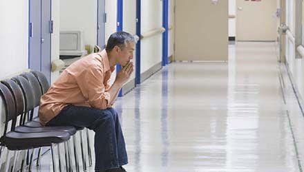 Nietrzeźwy lekarz przyjmował pacjentów
