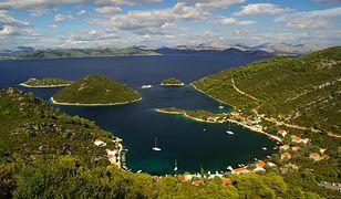 Dalmacja. Od Zadaru po Trogir