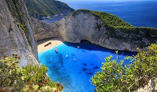 Zakynthos to jedna z najpopularniejszych greckich wysp