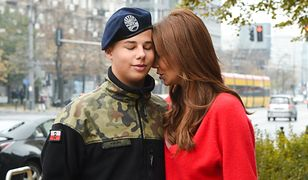 Edyta Górniak bardzo kocha swojego syna