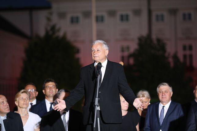 Marcin Makowski: Kaczyński trzyma się obranego kursu. Samotność w Europie wliczona w koszty